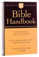 Bible Handbook (Nelson Pocket Reference Series) Paperback