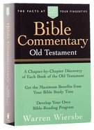 Bible Commentary Old Testament (Nelson Pocket Reference Series)