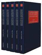The History of Western Philosophy of Religion (5 Vols) Pack