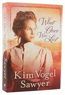 What Once Was Lost Paperback