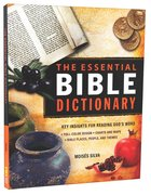 The Essential Bible Dictionary Paperback
