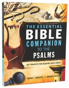 The Essential Bible Companion to the Psalms Paperback