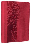 NIV Pocket Bible Razzelberry Duo-Tone Imitation Leather