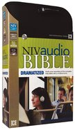 NIV Audio Bible Dramatized (64 Audio Cds Unabridged 76 Hrs) CD