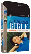NIV Pure Voice Audio Bible (Unabridged 66 Cds 78 Hrs) CD