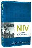 NIV Bible Concordance (2011)