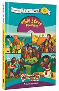 Bible Story Favourites With CD (I Can Read!1/bible Stories Series) Hardback
