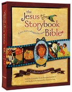 Jesus Storybook Bible Collector's Ed (Animated DVD Included)