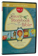 Jesus Storybook Animated Bible Volume 2 DVD