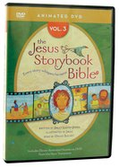Jesus Storybook Animated Bible Volume 3 DVD