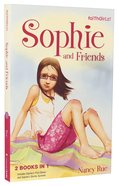 Sophie's First Dance #05 & Sophie's Stormy Summer #06 (2in1) (Faithgirlz! Sophie Series) Paperback