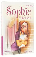 Sophie Flakes Out #09 & Sophie Loves Jimmy #10 (2in1) (Faithgirlz! Sophie Series)
