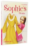 Sophie's Drama #11 & Sophie Gets Real #12 (2in1) (Faithgirlz! Sophie Series) Paperback