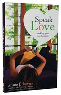 Speak Love Paperback