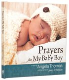 Prayers For My Baby Boy Hardback