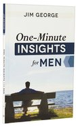 One-Minute Insights For Men Paperback