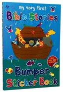 My Very First Bible Stories Bumper Sticker Book (My Very First Sticker Book Series)