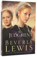 The Judgment (#02 in The Rose Trilogy Series) Paperback