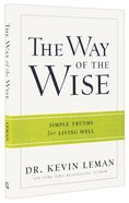The Way of the Wise Paperback