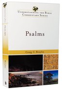 Psalms (Understanding The Bible Commentary Series) Paperback