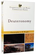 Deuteronomy (Understanding The Bible Commentary Series)