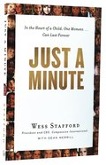 Just a Minute Paperback