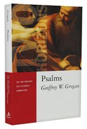 Psalms (Two Horizons Old Testament Commentary Series)