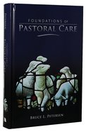 Foundations of Pastoral Care Hardback