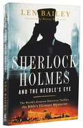 Sherlock Holmes and the Needle's Eye Paperback