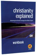 Christianity Explained (Learner's Workbook) Paperback