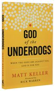 God of the Underdogs Paperback