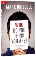 Who Do You Think You Are? Paperback
