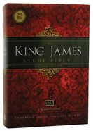 KJV Study Bible (Second Edition) Hardback