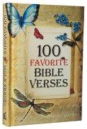 100 Favourite Bible Verses Hardback