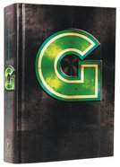NLT Guys Life Application Study Bible (Black Letter Edition) Hardback