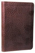 NKJV Compact Ultraslim Bible Nelson Burgundy Premium Imitation Leather