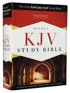 KJV Holman Study Bible (Full Colour) Hardback