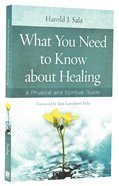 What You Need to Know About Healing Paperback