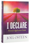 I Declare (Personal Application Guide) Hardback
