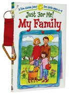Just For Me: My Family (With Keychain) Paperback