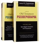 Old Testament Pseudepigrapha 2 Volume Set Paperback