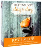 Trusting God Day By Day (Unabridged - 13cds) CD