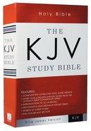 KJV Study Bible Paperback