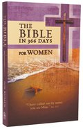 Bible in 366 Days For Women (Nlt) Paperback