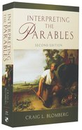 Interpreting the Parables (2nd Edition) Pb (Larger)