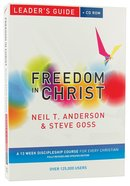 Freedom in Christ (Leader's Guide + CDROM) (Freedom In Christ Course)