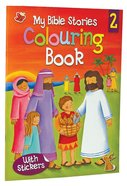 My Bible Stories Colouring #02 Paperback