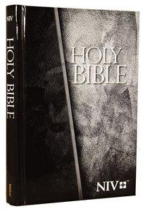 NIV Economy Bible Grey