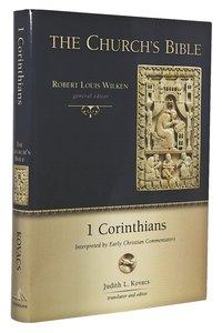 1 Corinthians (Churchs Bible, The Series)