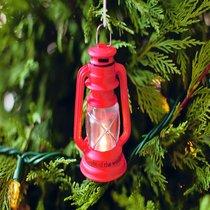 Redeemed Lantern (Resin/acrylic)